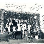 Concert, Istanbul Hilton 1961
